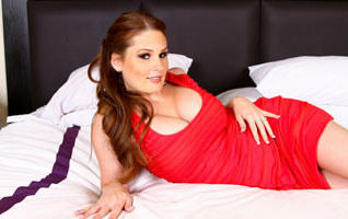 Porn star Allison Moore